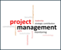A collection of words relating to project management
