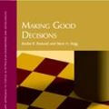 "Book cover ""Making Good Decisions"""