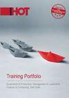 Training portfolio (thumbnail)