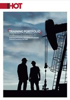 Cover of HOT Training Portfolio 2020