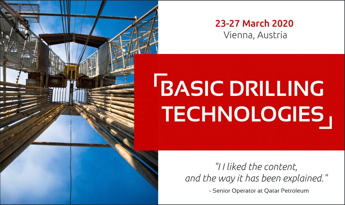 Join Our Upcoming Drilling Course!
