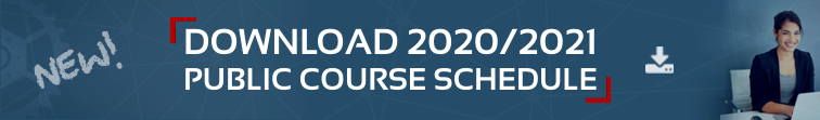 Download 2020/2021 Public Course Schedule!