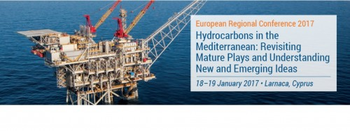 HOT successfully presents paper at the AAPG Regional Conference 2017 in Larnaca / Cyprus
