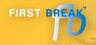 First Break Journal's Logo