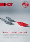 2019 Public Course Program (thumbnail)