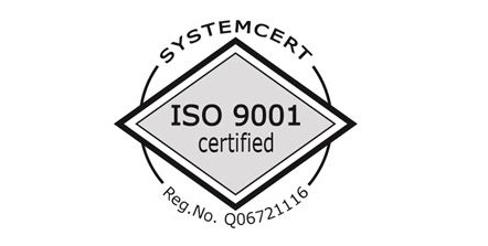 HOT is ISO 9001:2015 certified