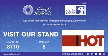 Visit Us at ADIPEC 2019!
