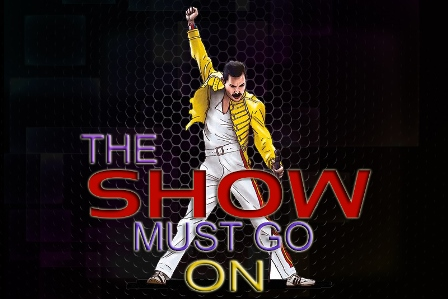The Show Must Go On – Line!