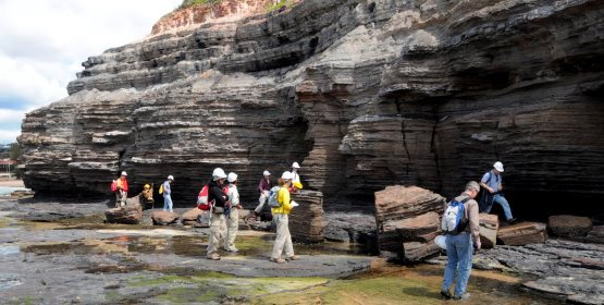 Geological Field Trips: Rock formations