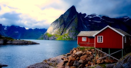 Norway: One of our June training course destinations
