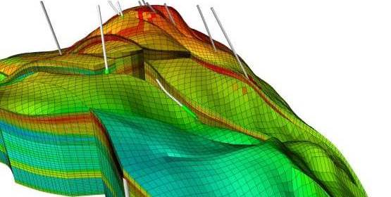 Rendering. HOT offers a comprehensive Reservoir Engineering training course portfolio.